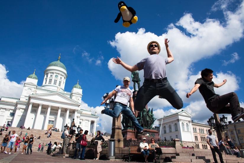 Helsinkind Jump